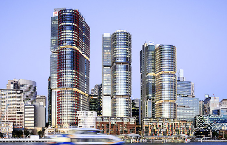 Barangaroo South Named Nsw Development Of The Year The