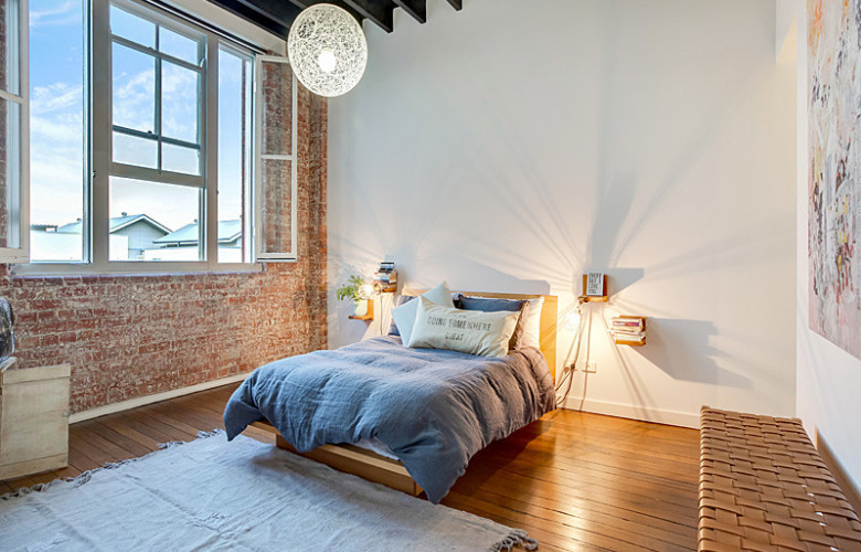 Style Space And Sophistication In Saratoga Woolstore